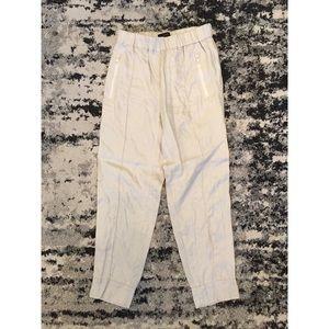 Linen J. Crew pants